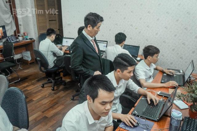 Cùng CEO timviec365.vn Trương Văn Trắc tìm tấm vé cho vị trí kinh doanh - 2