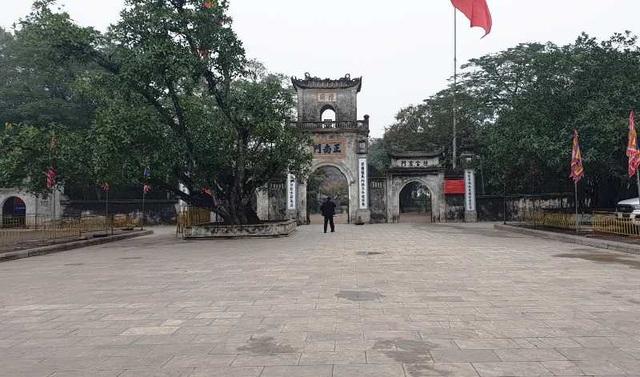 Đền Trần đóng cửa đền hết đêm 14 tháng Giêng - 2