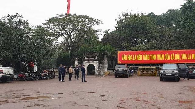 Đền Trần đóng cửa đền hết đêm 14 tháng Giêng - 5