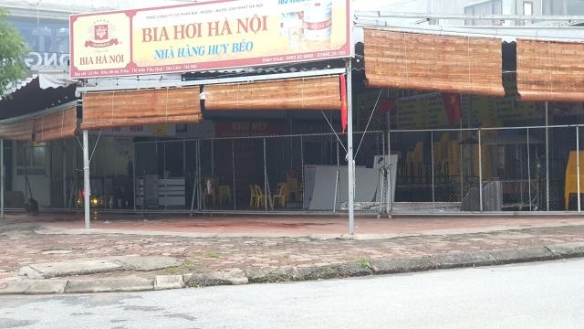 Nhà hàng thua lỗ, đóng cửa, nhân viên mất việc vì dịch bệnh corona - 2