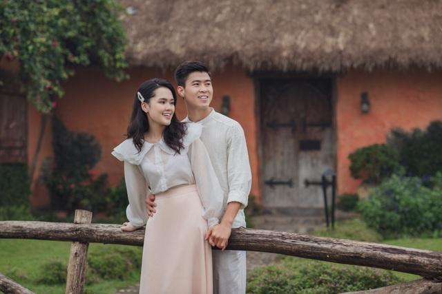 Cầu thủ Duy Mạnh và vị hôn thê tung ảnh cưới lãng mạn sát thềm hôn lễ - 14