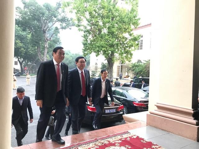 Phó Thủ tướng Vương Đình Huệ làm Bí thư Thành ủy Hà Nội - 5