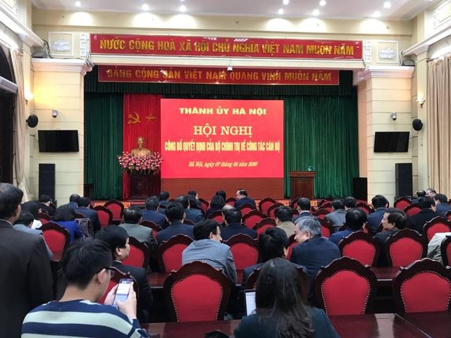 Phó Thủ tướng Vương Đình Huệ làm Bí thư Thành ủy Hà Nội - 6