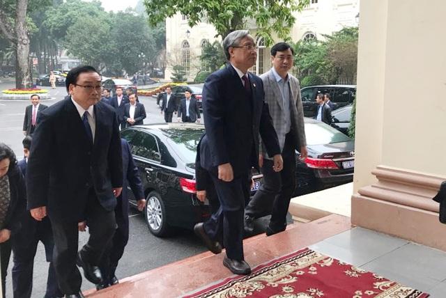 Phó Thủ tướng Vương Đình Huệ làm Bí thư Thành ủy Hà Nội - 4