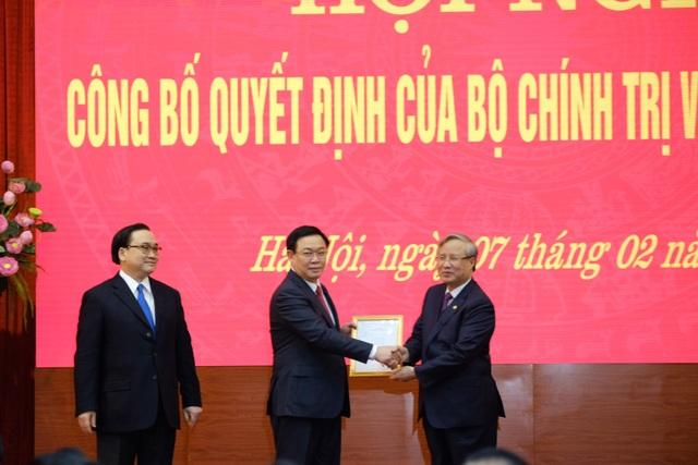 Phó Thủ tướng Vương Đình Huệ làm Bí thư Thành ủy Hà Nội - 2