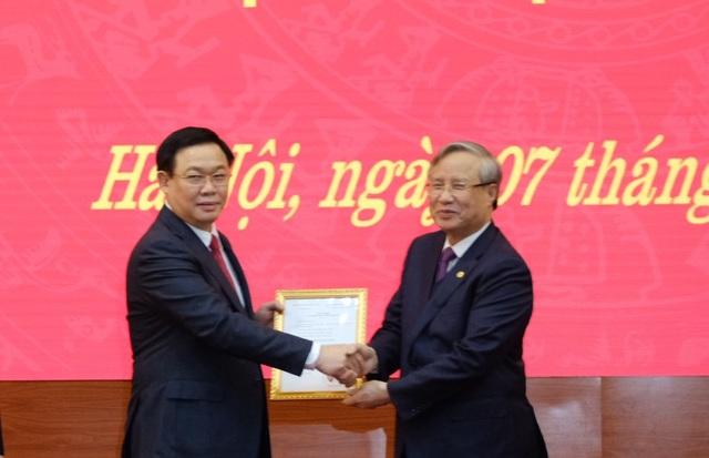 Phó Thủ tướng Vương Đình Huệ làm Bí thư Thành ủy Hà Nội - 3
