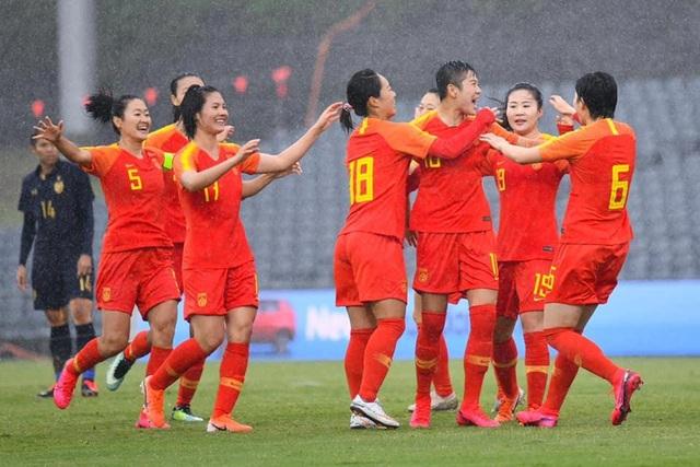Trung Quốc sẽ quyết đấu với Australia... vì tuyển nữ Việt Nam - 1