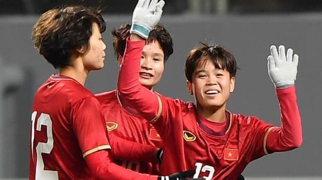 Hạ Myanmar, đội tuyển nữ Việt Nam vẫn khó có cơ hội tham dự Olympic - 2