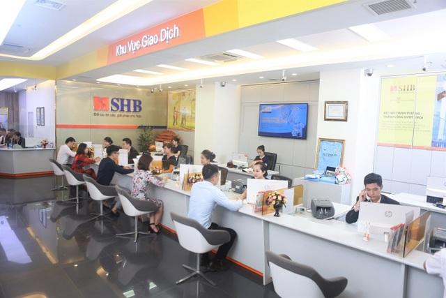 SHB dành 6.000 tỷ đồng các khách hàng cá nhân vay ưu đãi - 1