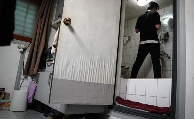 Cuộc sống ám ảnh trong những căn nhà dưới lòng đất ở Hàn Quốc - 3
