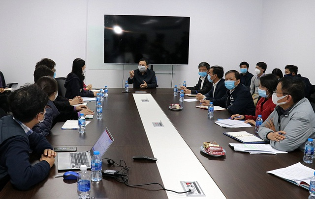 Hà Nam: Tăng cường chống virus corona trong công nhân lao động - 3