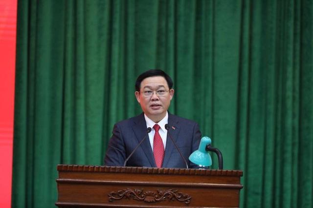 Phó Thủ tướng Vương Đình Huệ làm Bí thư Thành ủy Hà Nội - 1