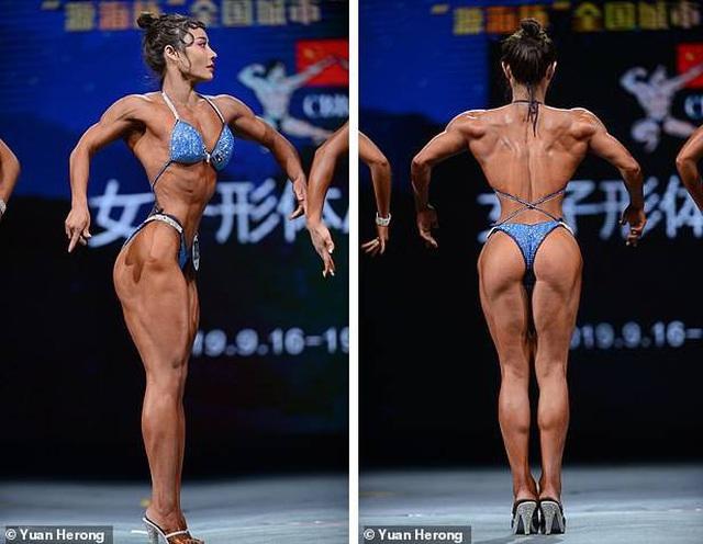 """Sắc vóc của nữ bác sĩ """"cơ bắp cuồn cuộn"""" đang chiến đấu với virus corona - 7"""