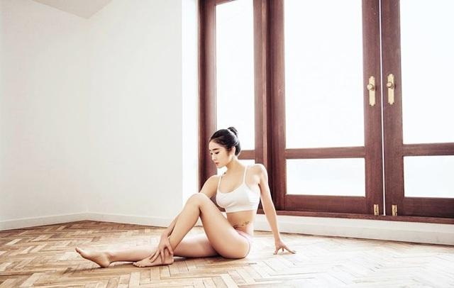 3 cô giáo yoga xinh nhất xứ Hàn được ví như người không xương - 13