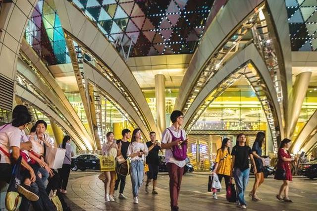 """Những """"siêu thị ma"""" tại nơi từng sầm uất nhất Trung Quốc - 3"""