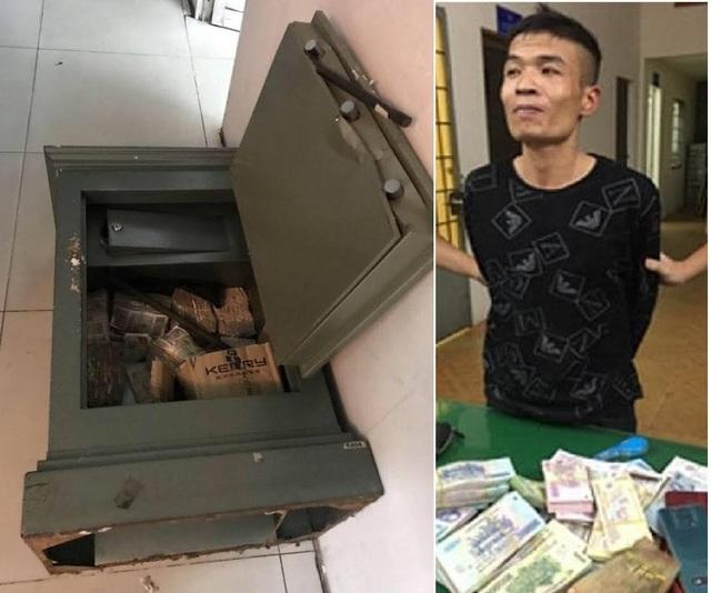 Bắt nghi can trộm hơn nửa tỷ đồng trong cửa hàng FPT Shop - 1