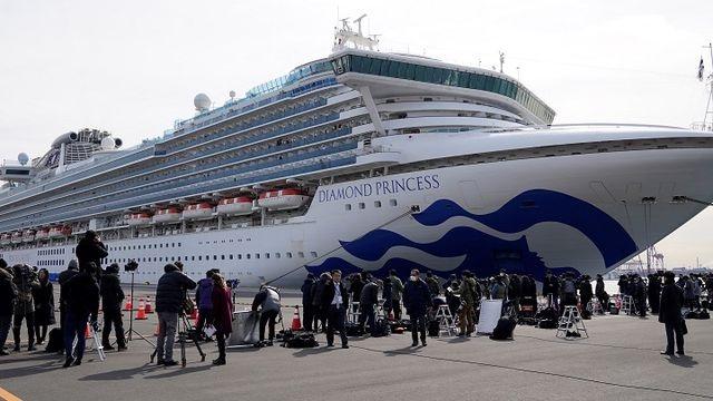 """Du thuyền Nhật Bản trở thành """"ổ dịch"""" nCoV lớn nhất bên ngoài Trung Quốc - 1"""