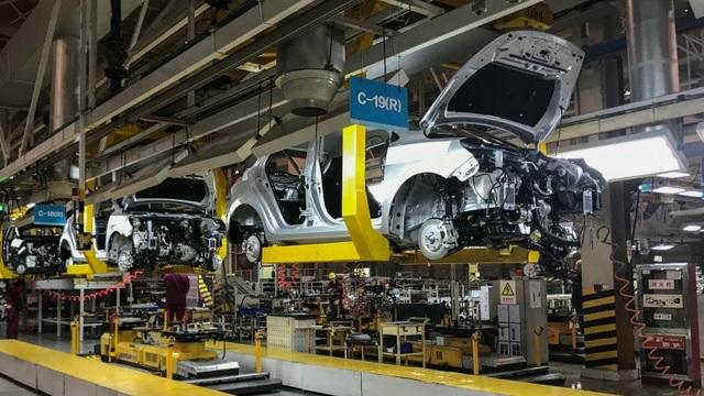 Cập nhật tình hình sản xuất của các hãng xe ở vùng dịch corona - 1