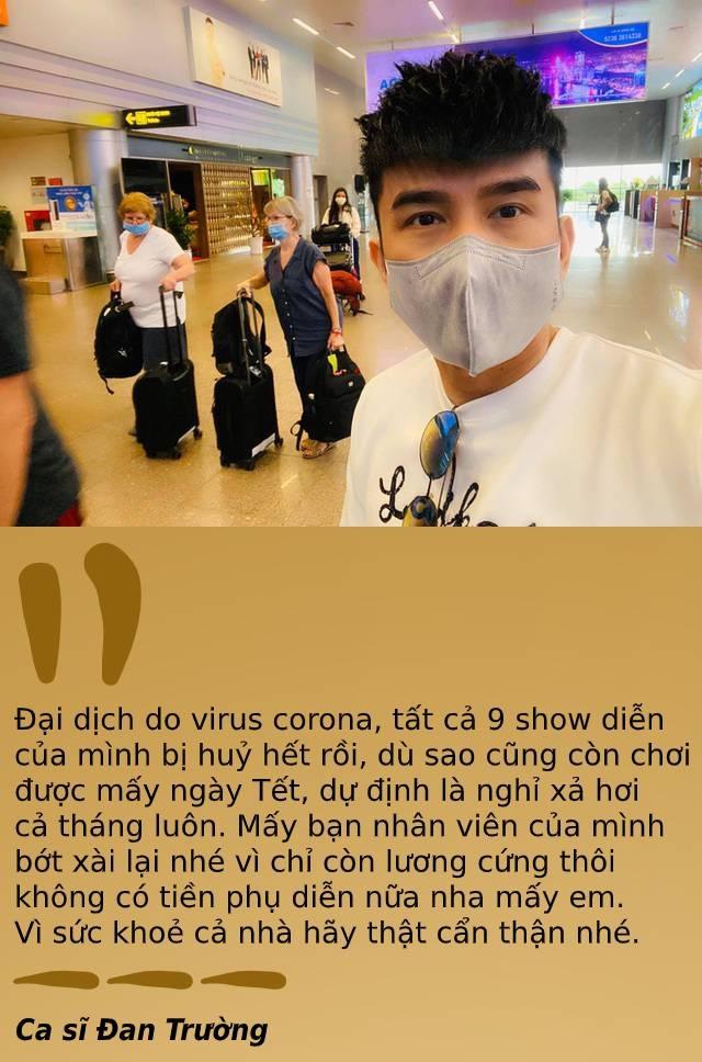Đời sống văn hóa trong nước tiếp tục biến động vì virus corona - 1