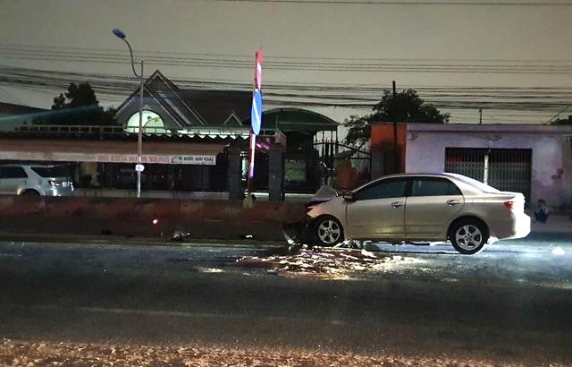 4 vụ tai nạn liên tiếp trong đêm, 4 người tử vong - 1