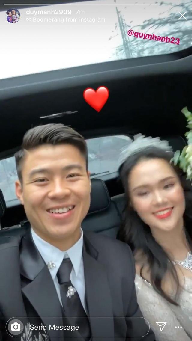Đám cưới Duy Mạnh - Quỳnh Anh: Cặp đôi trao nhẫn, chính thức là vợ chồng - 32