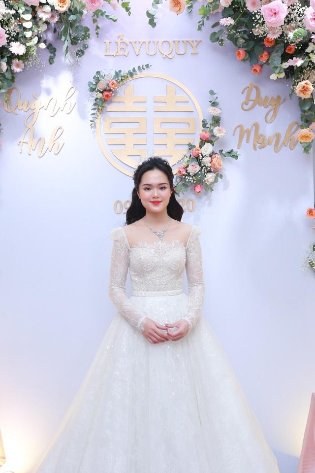 Đám cưới Duy Mạnh - Quỳnh Anh: Cặp đôi trao nhẫn, chính thức là vợ chồng - 24