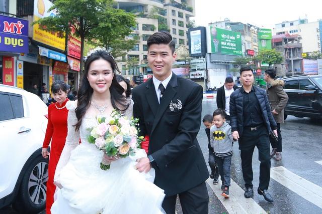 Đám cưới Duy Mạnh - Quỳnh Anh: Cặp đôi trao nhẫn, chính thức là vợ chồng - 29
