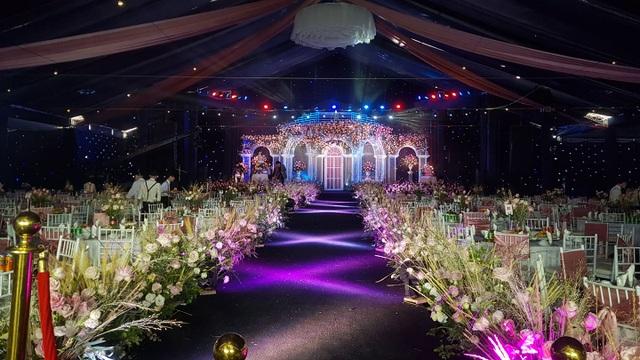 Đám cưới Duy Mạnh - Quỳnh Anh: Cặp đôi trao nhẫn, chính thức là vợ chồng - 18