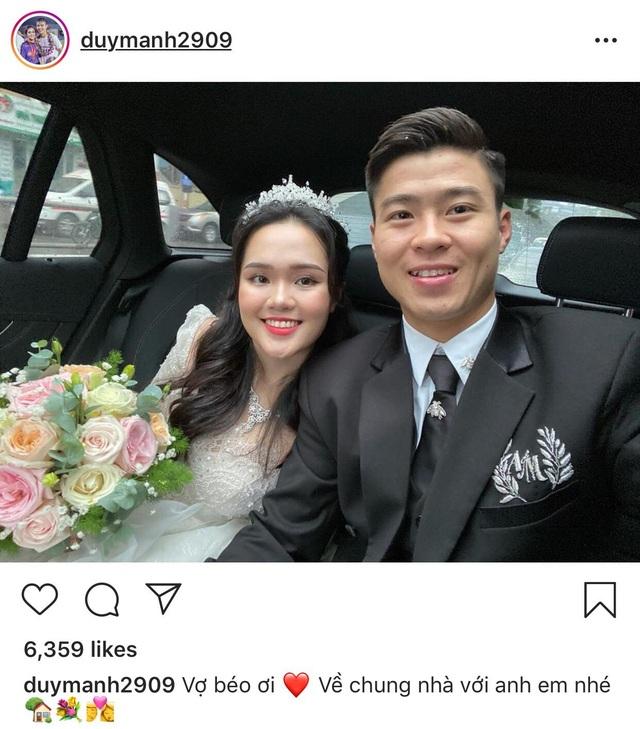 Đám cưới Duy Mạnh - Quỳnh Anh: Cặp đôi trao nhẫn, chính thức là vợ chồng - 31