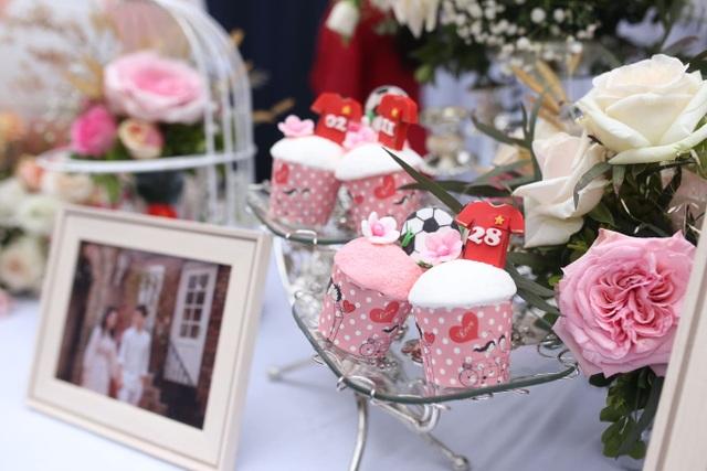 Đám cưới Duy Mạnh - Quỳnh Anh: Cặp đôi trao nhẫn, chính thức là vợ chồng - 20