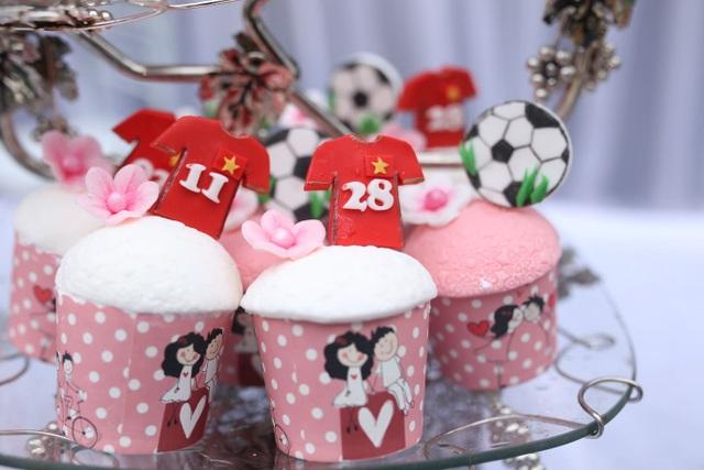 Đám cưới Duy Mạnh - Quỳnh Anh: Cặp đôi trao nhẫn, chính thức là vợ chồng - 21