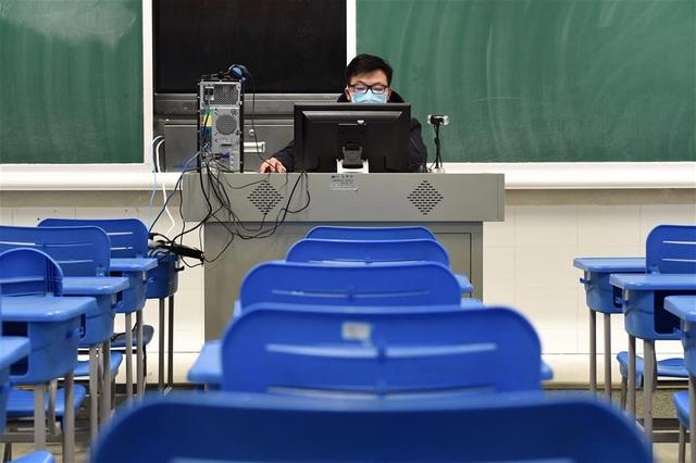 """Trung Quốc: Giáo dục trực tuyến """"lên ngôi"""" trong mùa đại dịch Corona - 4"""