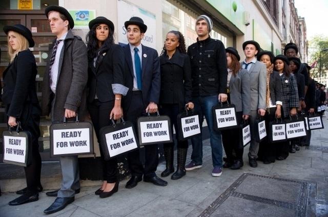 Hoa Kỳ: Việc làm tăng, thất nghiệp cũng gia tăng - 3