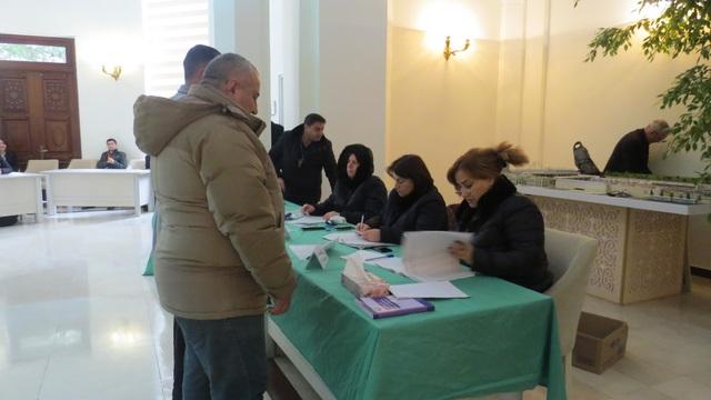 Cách thức đảm bảo công bằng trong bầu cử Quốc hội Azerbaijan - 12