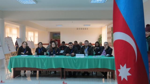 Cách thức đảm bảo công bằng trong bầu cử Quốc hội Azerbaijan - 1