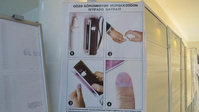 Cách thức đảm bảo công bằng trong bầu cử Quốc hội Azerbaijan - 4