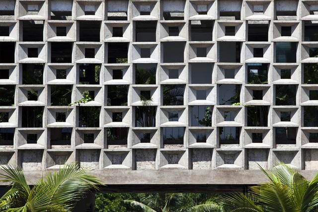 Nhà ở Sài Gòn gây sốt trên báo Tây bởi thiết kế nửa kín, nửa hở - 3