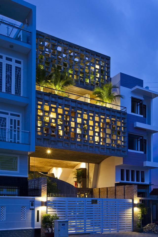 Nhà ở Sài Gòn gây sốt trên báo Tây bởi thiết kế nửa kín, nửa hở - 6