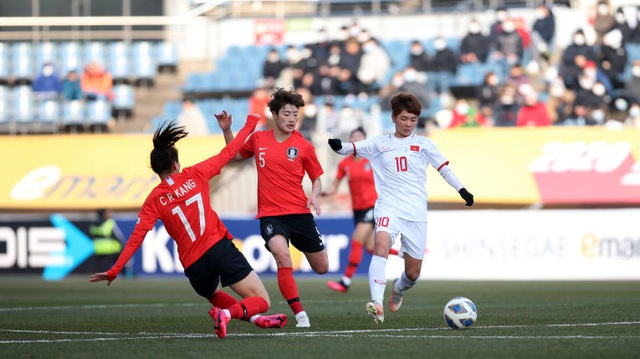 Đội tuyển nữ Việt Nam sớm tập trung trở lại, quyết giành vé dự Olympic - 1