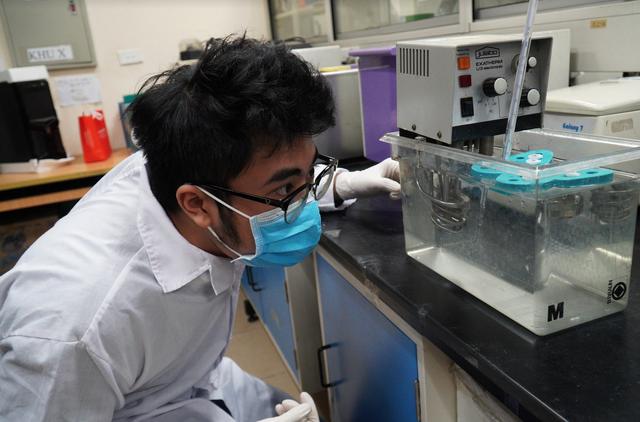 Nhóm nghiên cứu Việt đầu tiên chế tạo thành công bộ test nhanh virus corona - 6