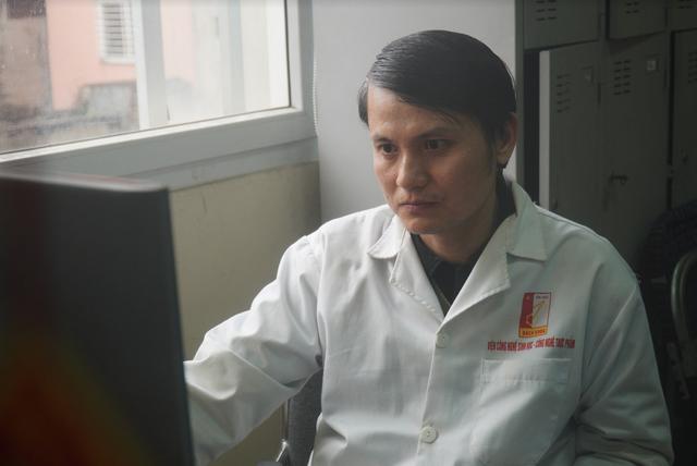 Nhóm nghiên cứu Việt đầu tiên chế tạo thành công bộ test nhanh virus corona - 8