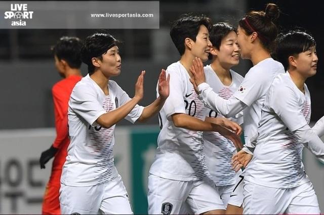 Báo châu Á không tin nữ Việt Nam có thể gây sốc trước nữ Hàn Quốc - 1