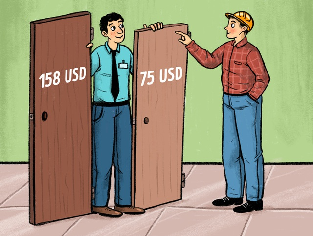 Tại sao cửa WC công cộng luôn thiết kế khoảng hở to đến vô duyên? - 4