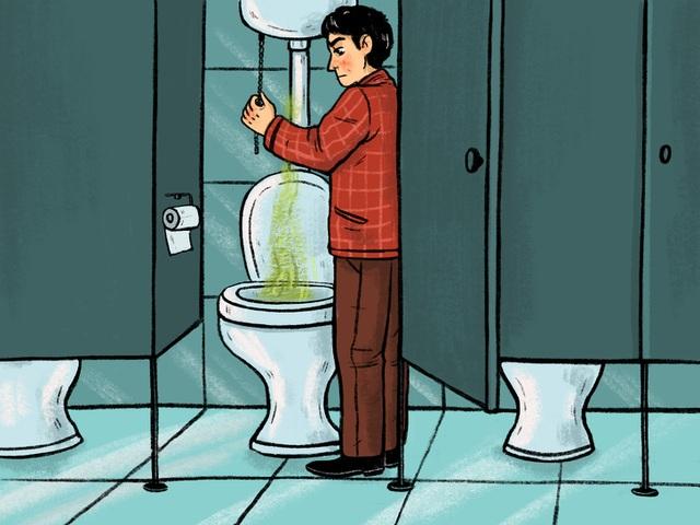 Tại sao cửa WC công cộng luôn thiết kế khoảng hở to đến vô duyên? - 5