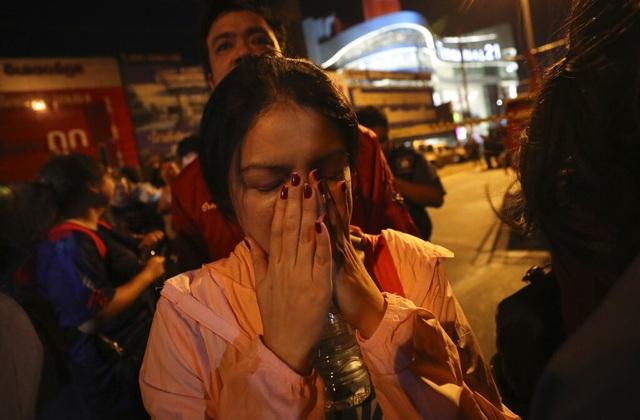 Đặc nhiệm Thái Lan giải cứu con tin, truy bắt nghi phạm đang cố thủ - 8