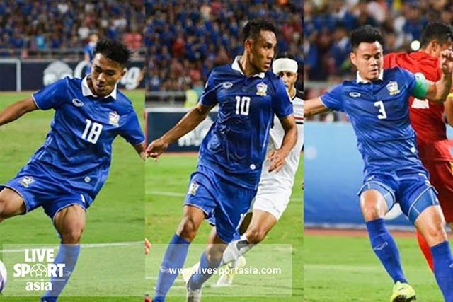 """Thái Lan đã """"xuất khẩu"""" 22 cầu thủ sang Nhật Bản thi đấu - 1"""