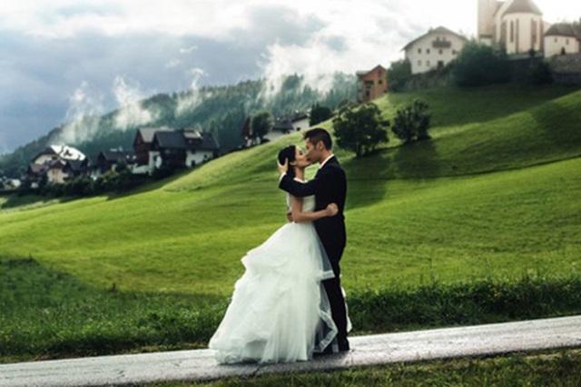 Trung Quốc: Gia tăng xu hướng du lịch - kết hôn tại Italy - 2