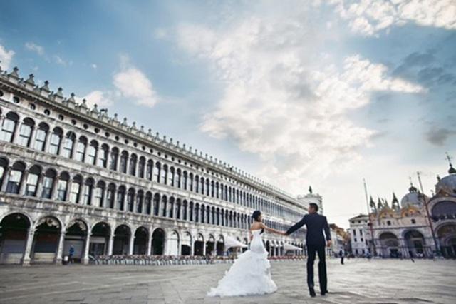Trung Quốc: Gia tăng xu hướng du lịch - kết hôn tại Italy - 3