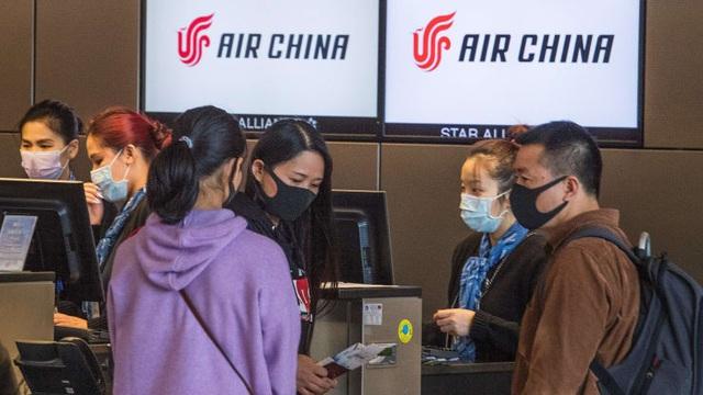 Virus corona đánh sập thị trường hàng không Trung Quốc - 1