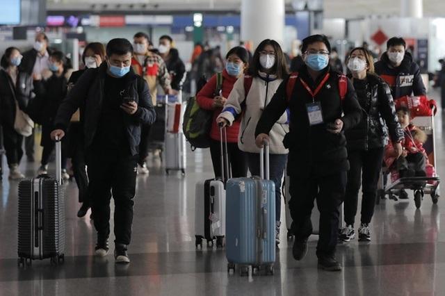 Virus corona đánh sập thị trường hàng không Trung Quốc - 2